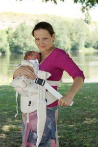 Критина Лакс-Феофанова, слингоконсультант